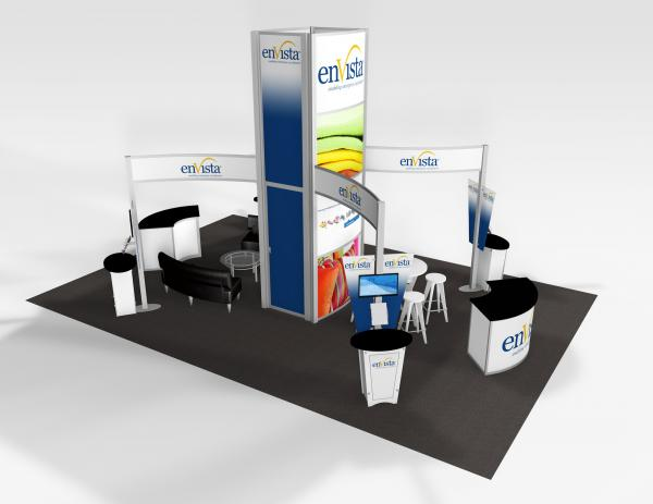 RE-9079 Trade Show Rental Exhibit -- Image 3