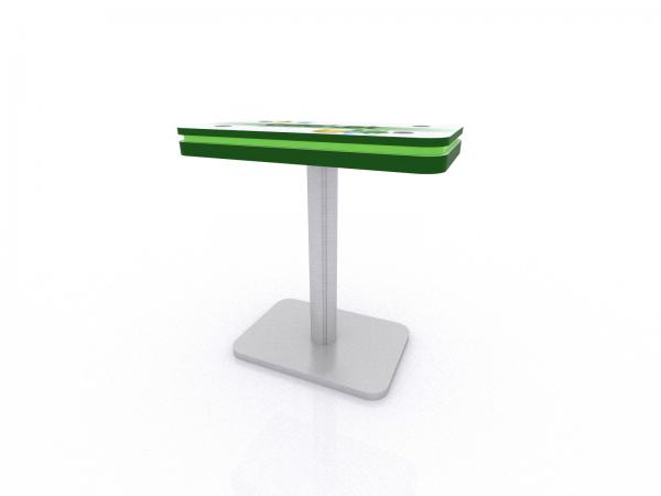 MOD-1467 Trade Show and Event Wireless Charging Table -- Image 2