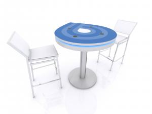 MOD-1457 Wireless Charging Teardrop Table