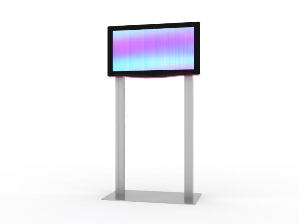 MOD-1519 Monitor Stand for Trade Shows and Events -- Image 1