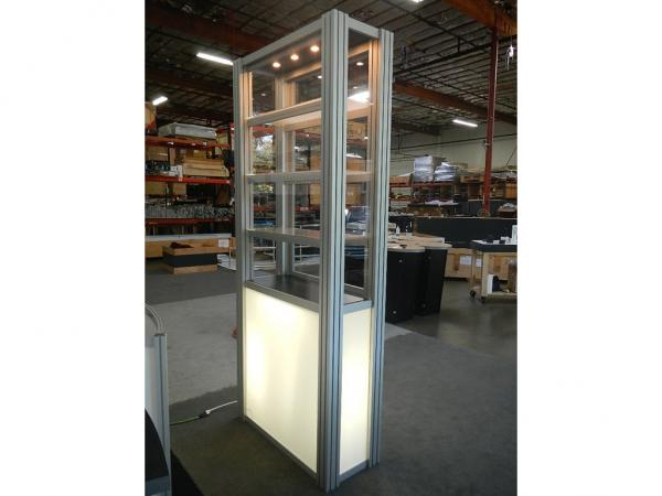 RE-500 Rental Display / Single Display Case -- Image 4