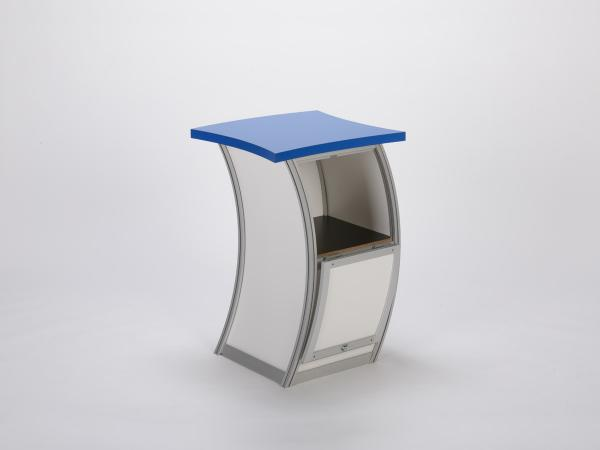 RE-1209 Trade Show Pedestal -- Image 9
