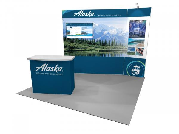 RE-1030 Trade Show Exhibit -- Image 1